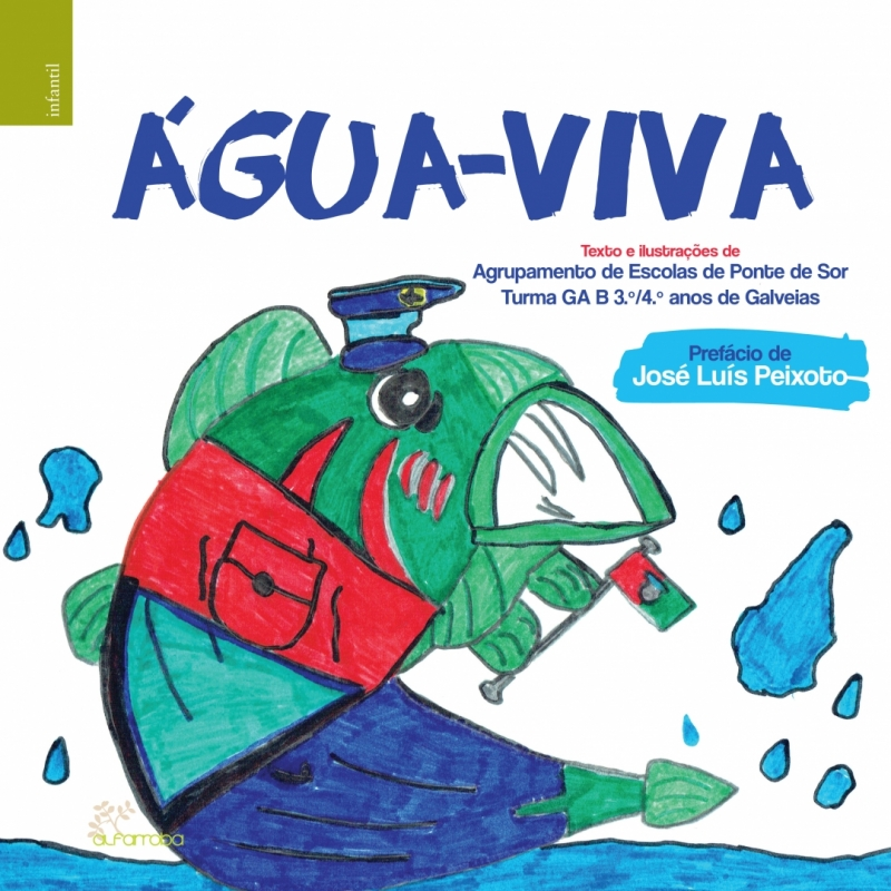 Alfarroba - Água-Viva 1 Imagem zoom