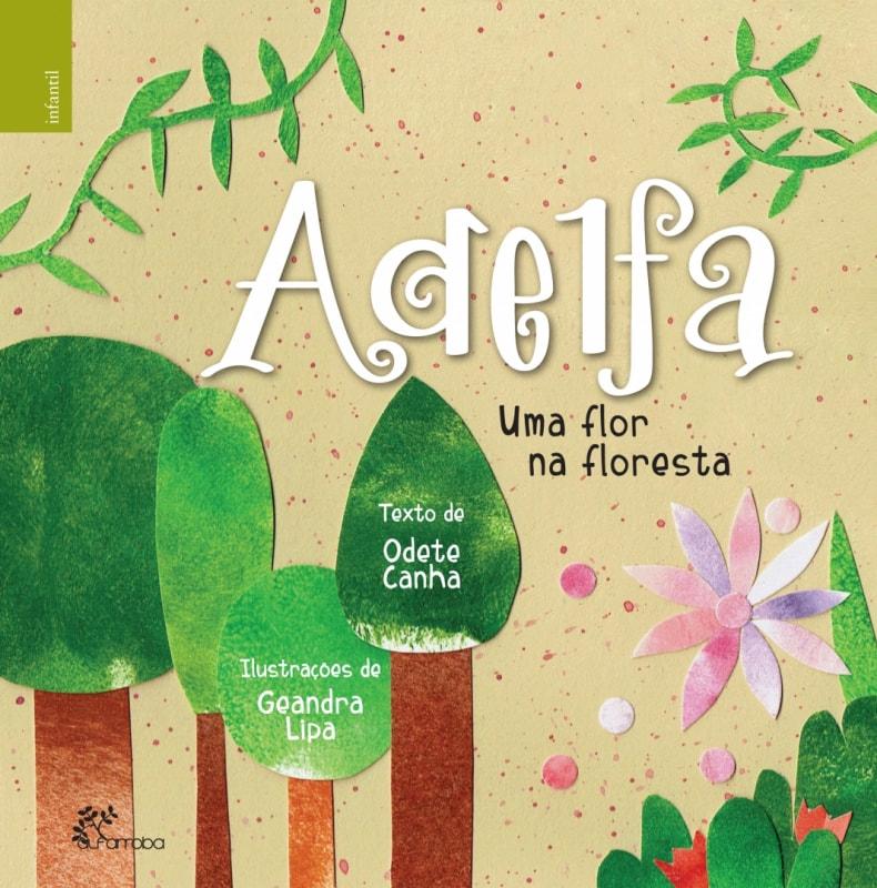 Adelfa, uma flor na floresta