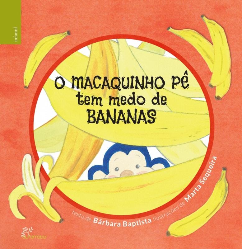 Alfarroba - O macaquinho Pê tem medo de bananas 1 Imagem zoom