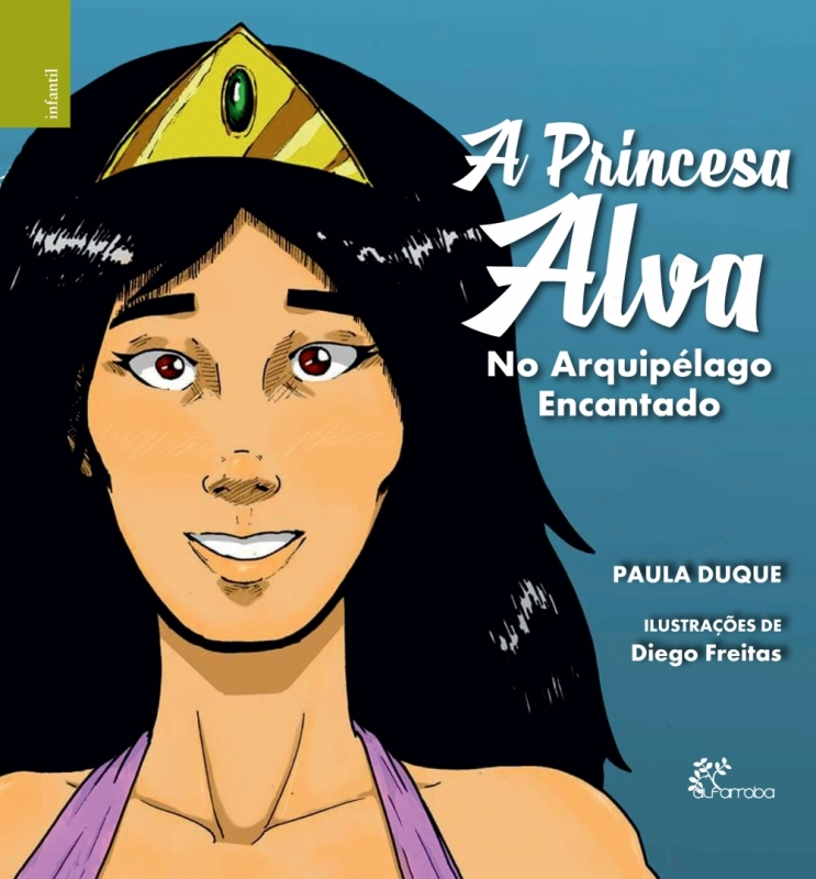 Alfarroba - A princesa Alva no Arquipélago Encantado 1 Imagem zoom