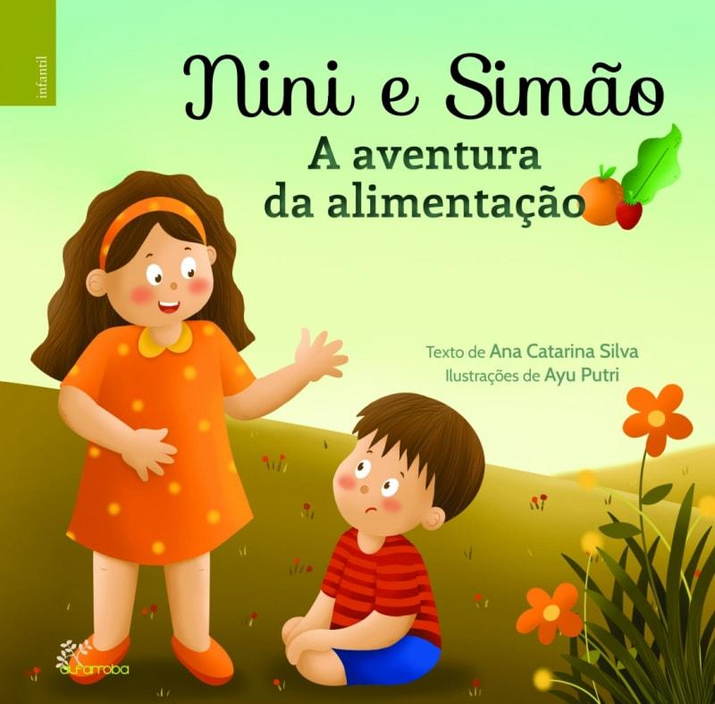 Alfarroba - Nini e Simão: A aventura da alimentação 1 Imagem zoom