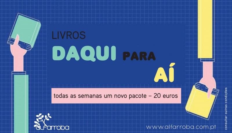 Alfarroba - .Livros DAQUI PARA AÍ. 1 Imagem zoom