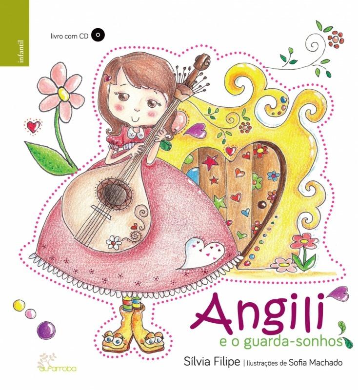 Alfarroba - Angili e o guarda-sonhos 1 Imagem zoom