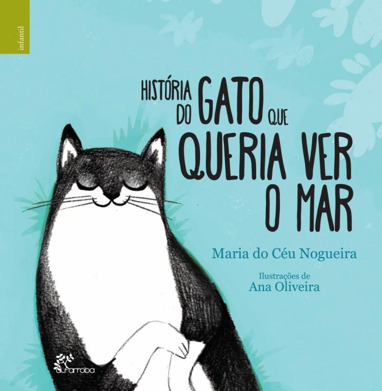 Alfarroba - História do gato que queria ver o mar 1 Imagem zoom