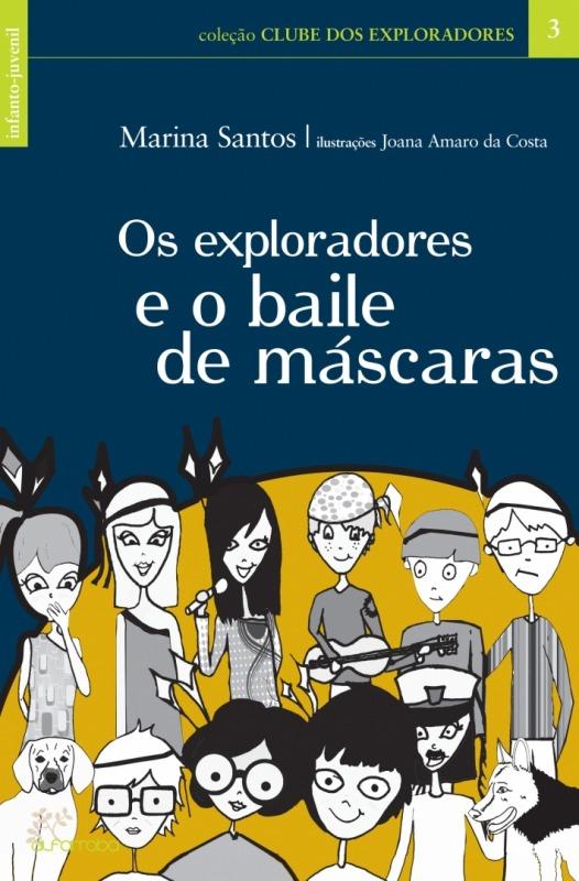 Alfarroba - Os Exploradores e o Baile de Máscaras 1 Imagem zoom